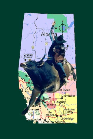 Welcome to Alberta Rodeo!  The official site for the following Associations: Lakeland Rodeo, Wildrose Rodeo,  and Central Alberta Amatuer Rodeo